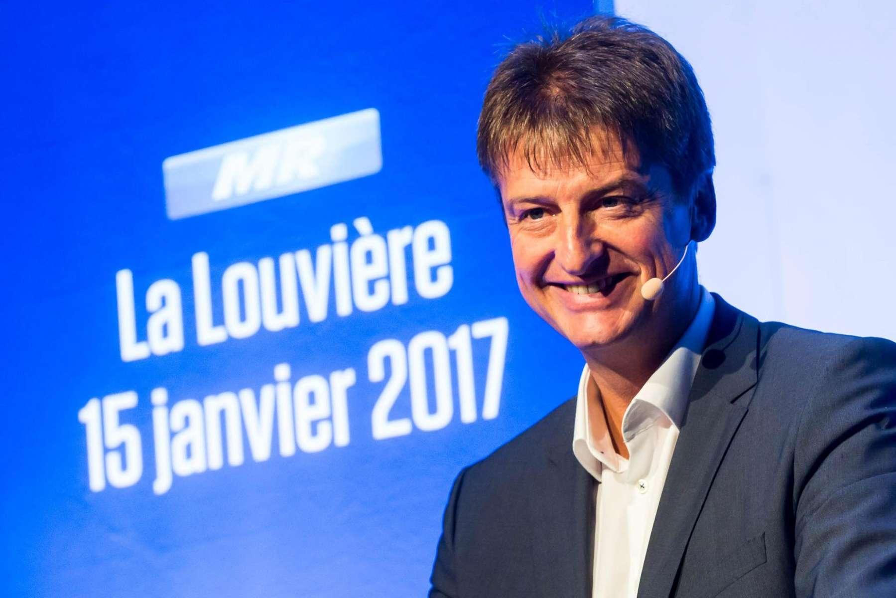 Discours d'Olivier Chastel – Tournée des voeux 2017