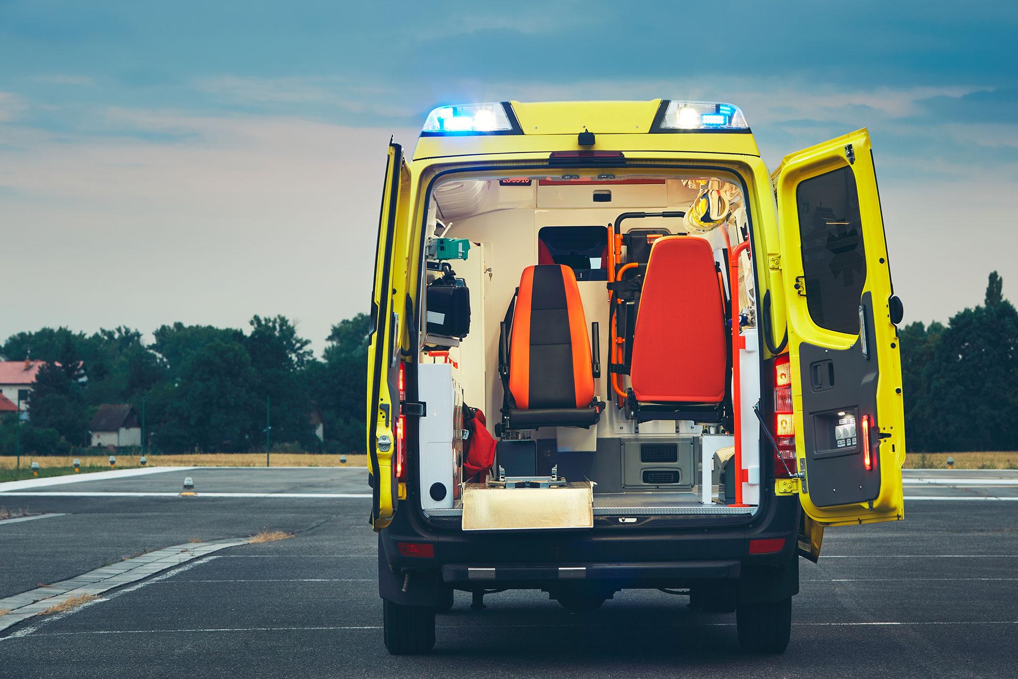 Aide médicale urgente : principaux enjeux du projet de loi