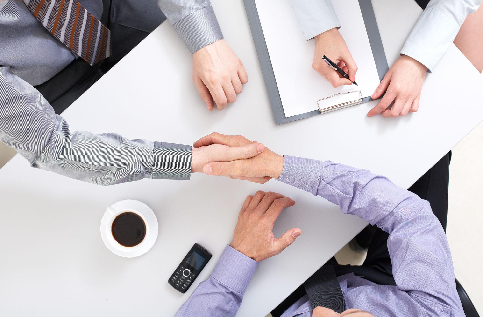 Suite des négociations entre le MR et le cdH pour la Wallonie