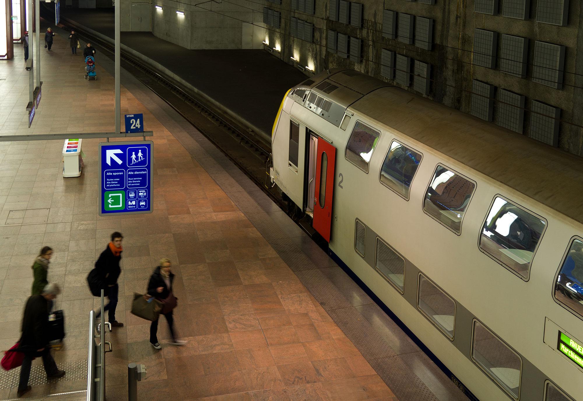 Transport ferroviaire: le service garanti en cas de grève bientôt une réalité