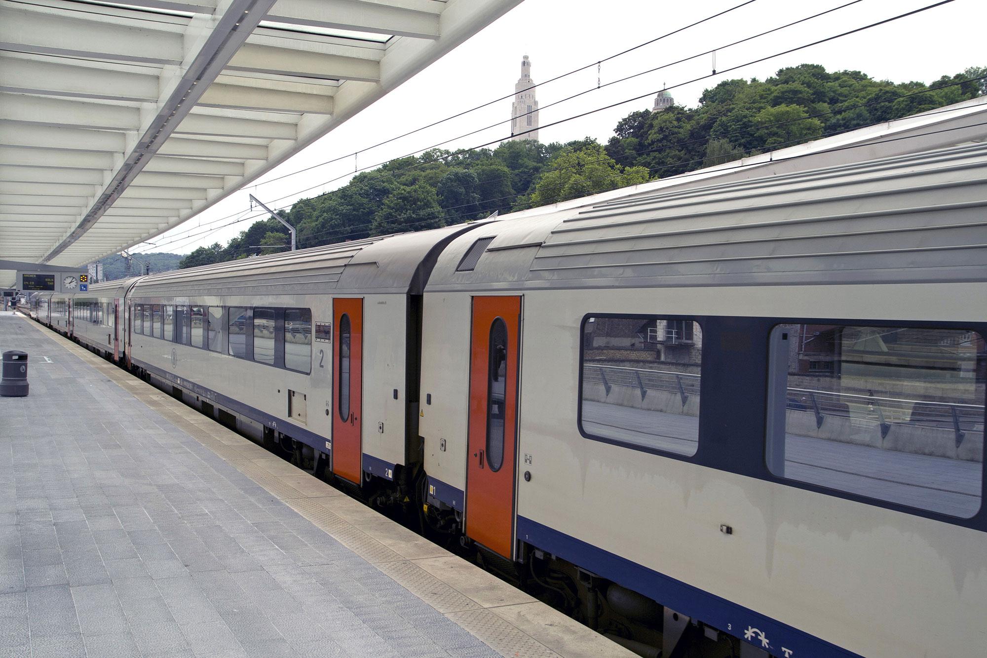Le service garanti à la SNCB est un succès