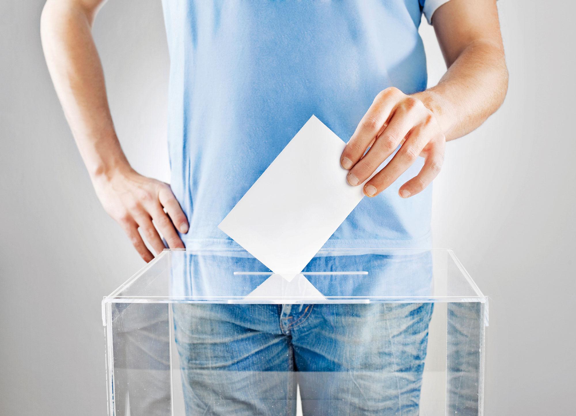 «Il faut arrêter de parler des élections si on ne les veut pas»