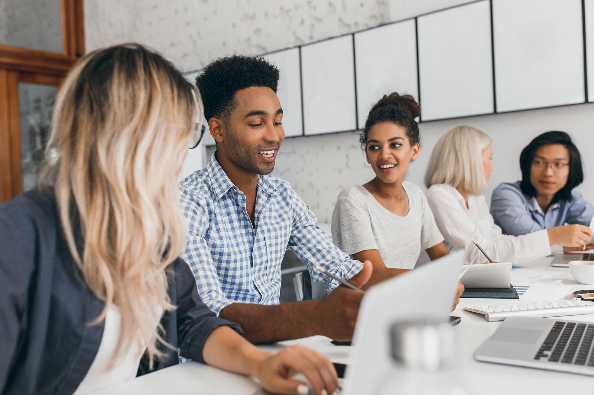 Création d'emplois : les petites entreprises y ont largement contribué