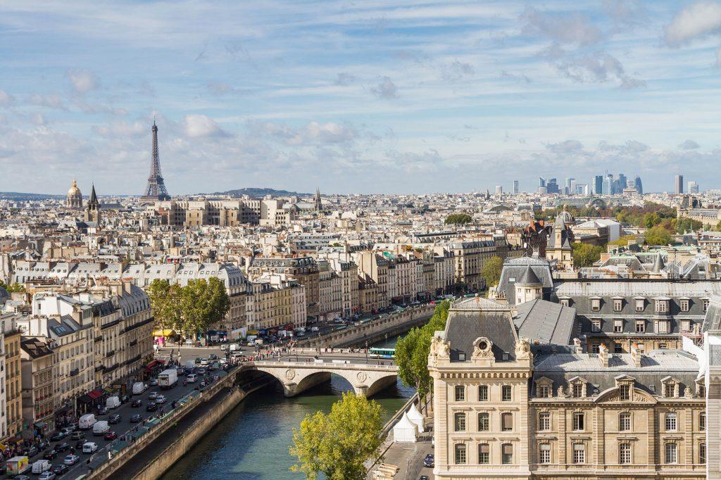 1er mai - Une délégation du MR au meeting d'Emmanuel Macron à Paris