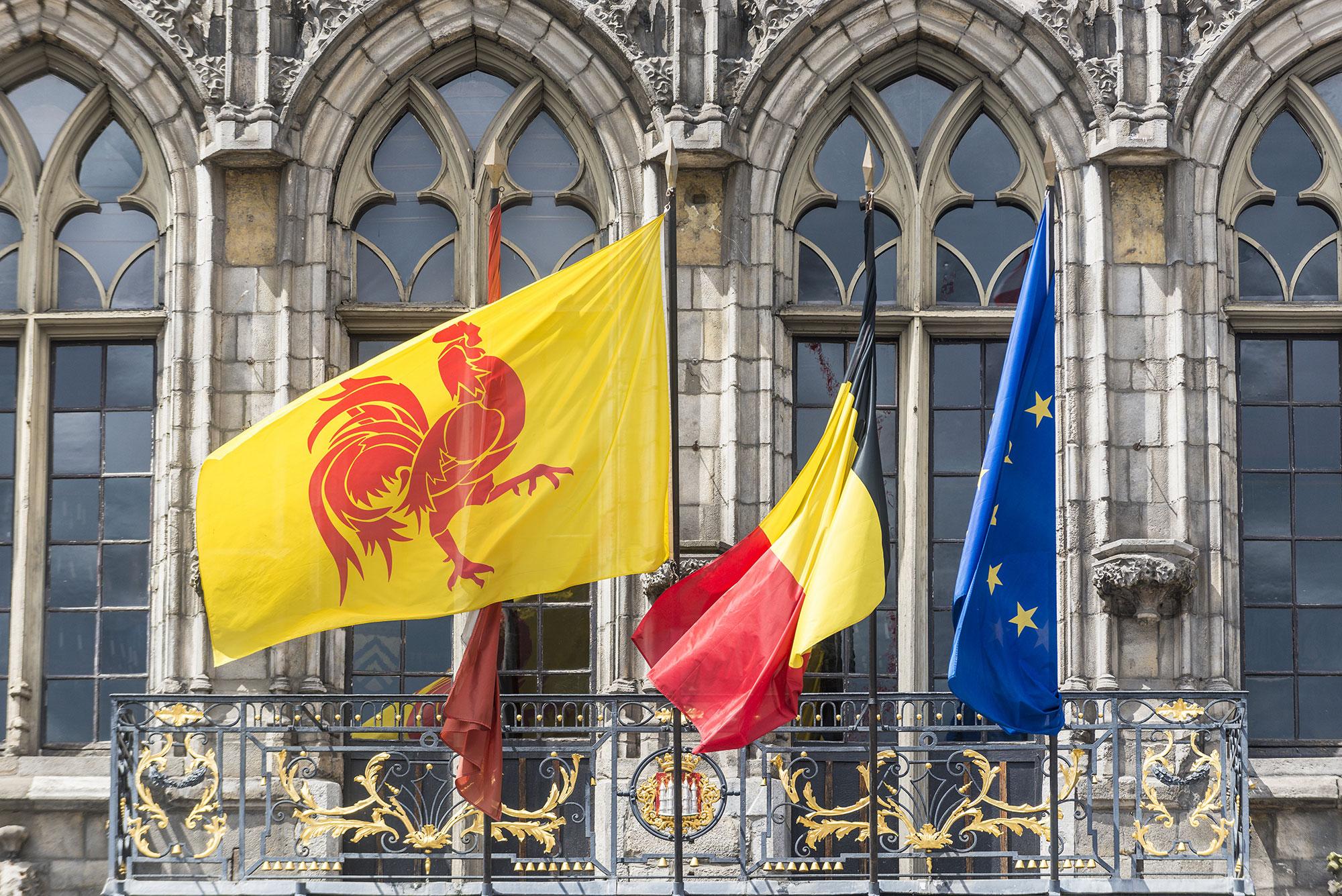 Déclaration de politique régionale : La Wallonie plus forte
