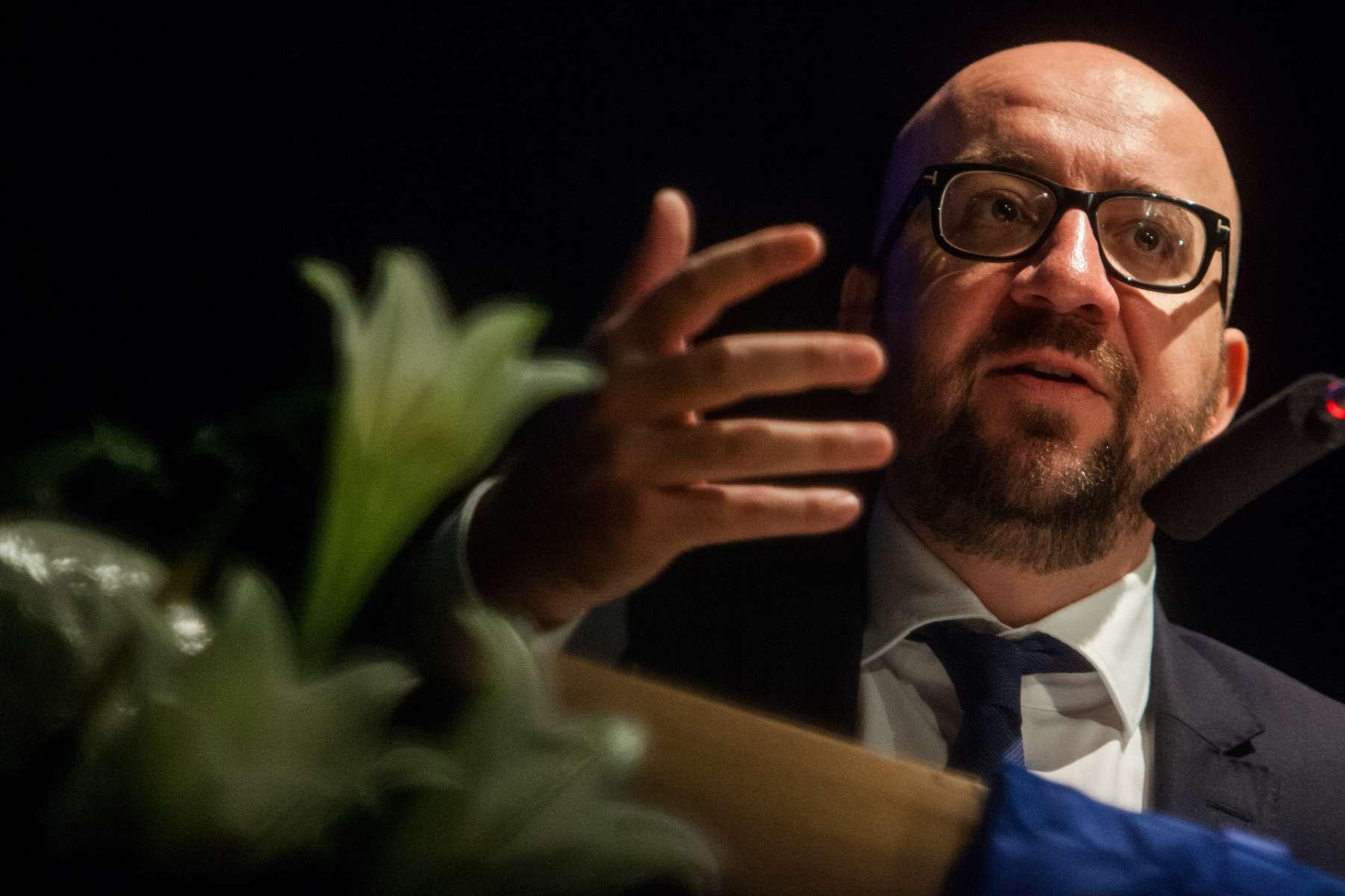 Discours Premier ministre : 70 ans d'Israël Grande Synagogue de Bruxelles