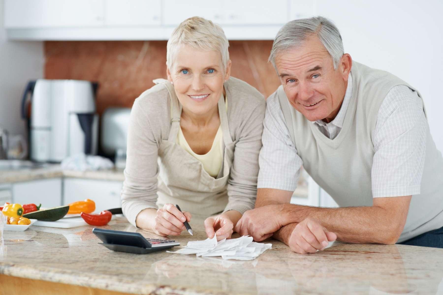 Les réformes entreprises par le Gouvernement diminuent le coût du vieillissement.