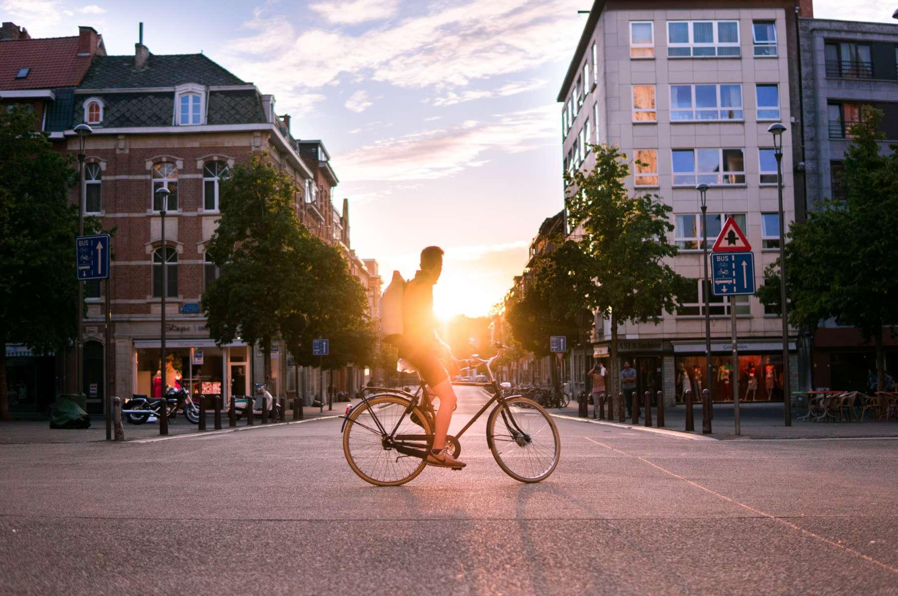 Un cadre légal pour le transport de marchandise en vélo