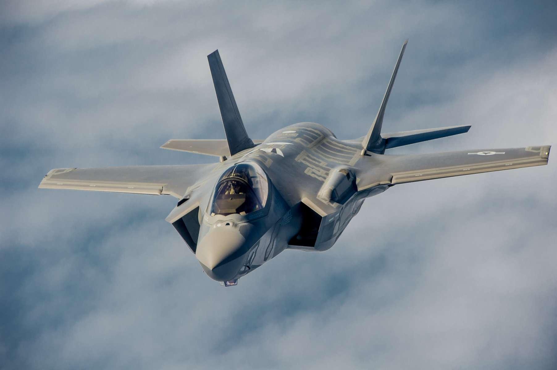 Avions F-35: tout simplement l'offre la plus intéressante