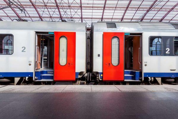 La Wallonie et paris à nouveau connectées en train