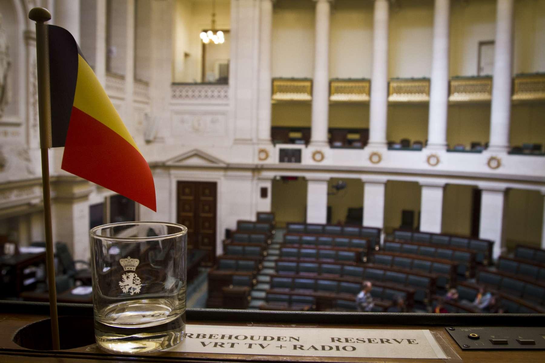 Jacques Brotchi succèdera à Christine Defraigne à la présidence du Sénat