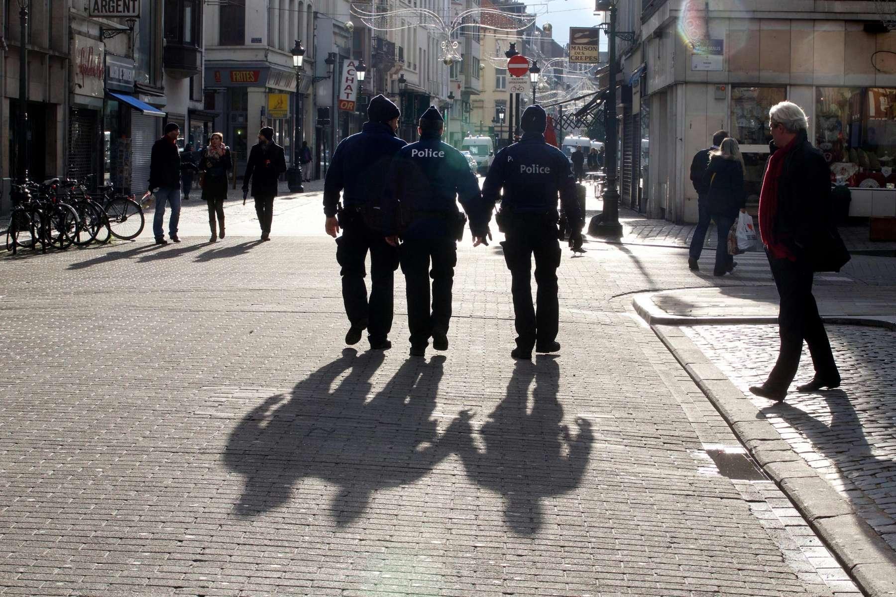 46 millions € pour le financement des mesures de fin de carrière de la police locale