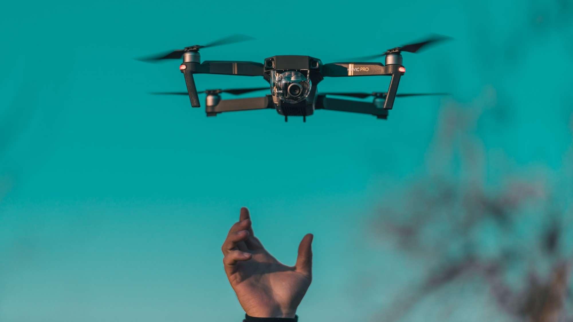 Grande première en Belgique francophone: ouverture d'une zone aérienne unique dédiée aux drones