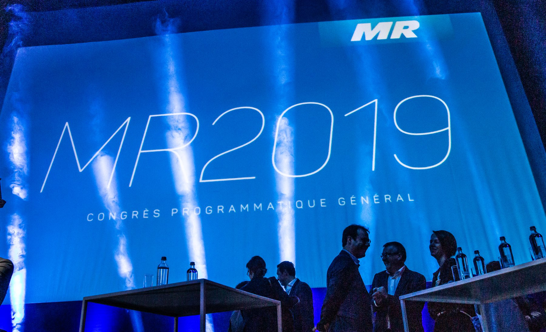 Discours du président du MR Charles Michel: Congrès programmatique général – Louvain-La-Neuve – 24 mars 2019
