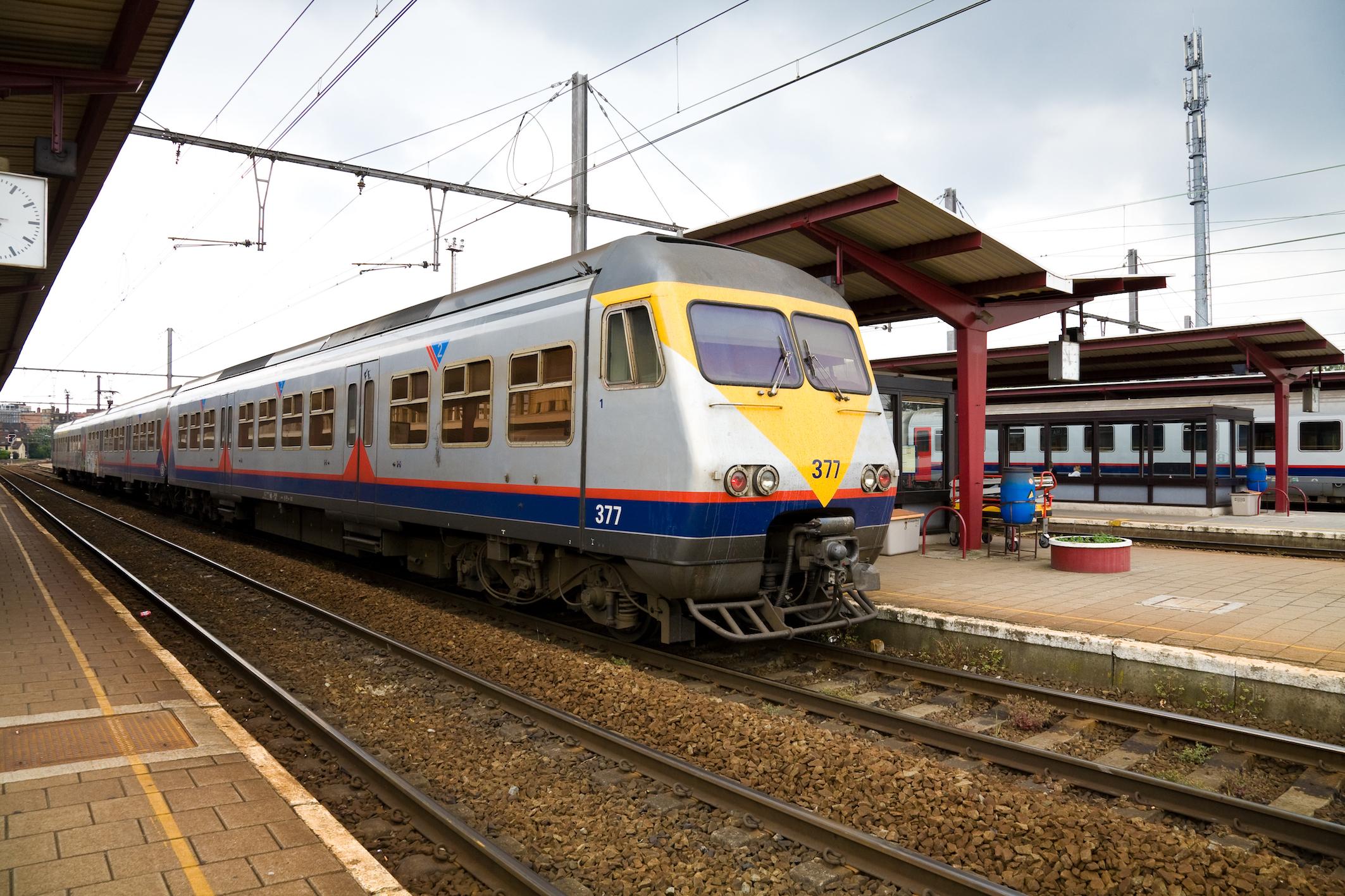 Mobilité: A Bruxelles, les déplacements en train ont augmenté de 44% en 3 ans