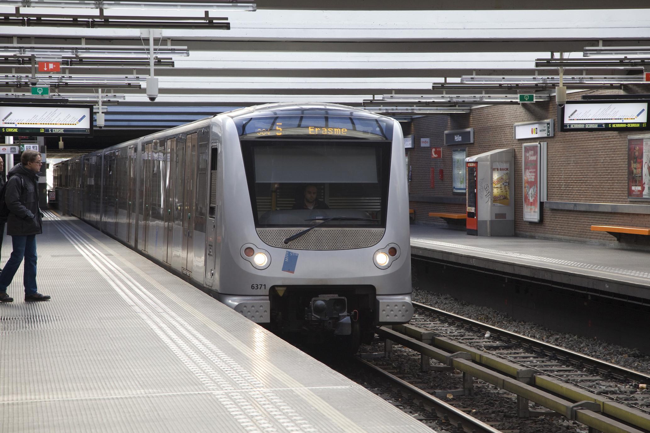 Extension du métro bruxellois: convaincre Ecolo et Groen de vouloir l'étendre