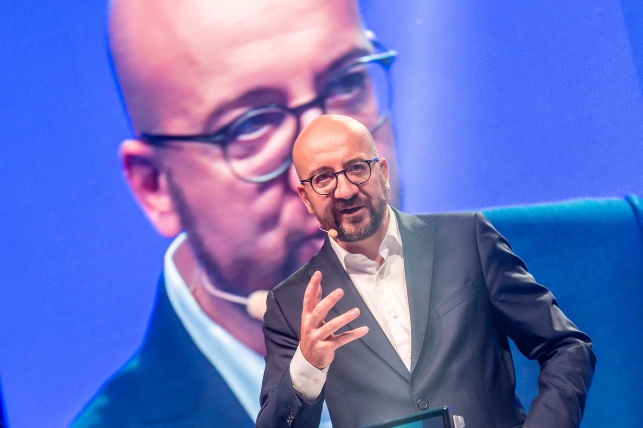 Discours de Charles Michel à l'occasion du 1er mai 2019 à Hannut