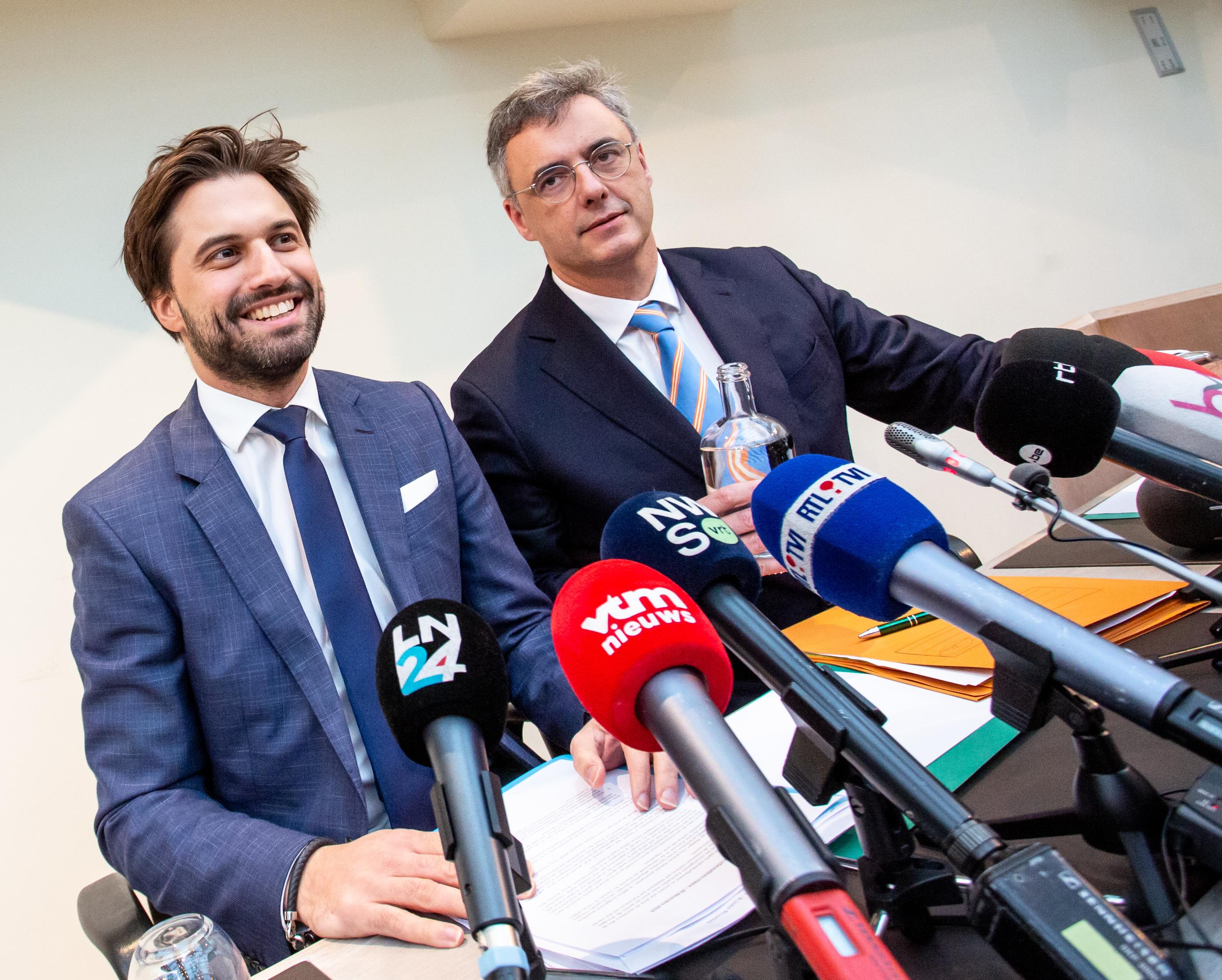 Déclaration des informateurs royaux – 20 décembre 2019