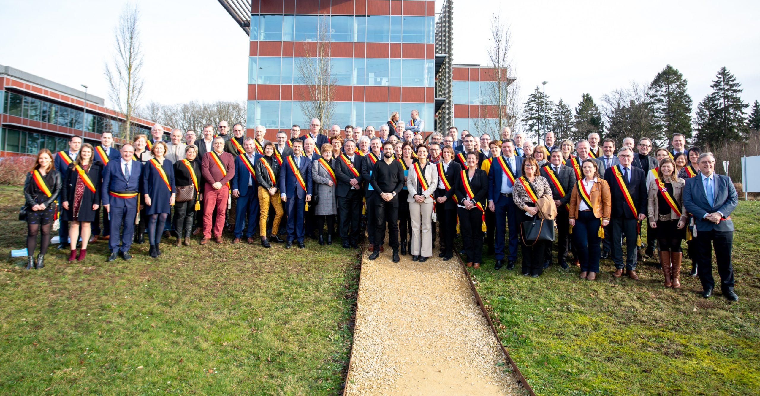 Georges-Louis Bouchez réunit les bourgmestres MR
