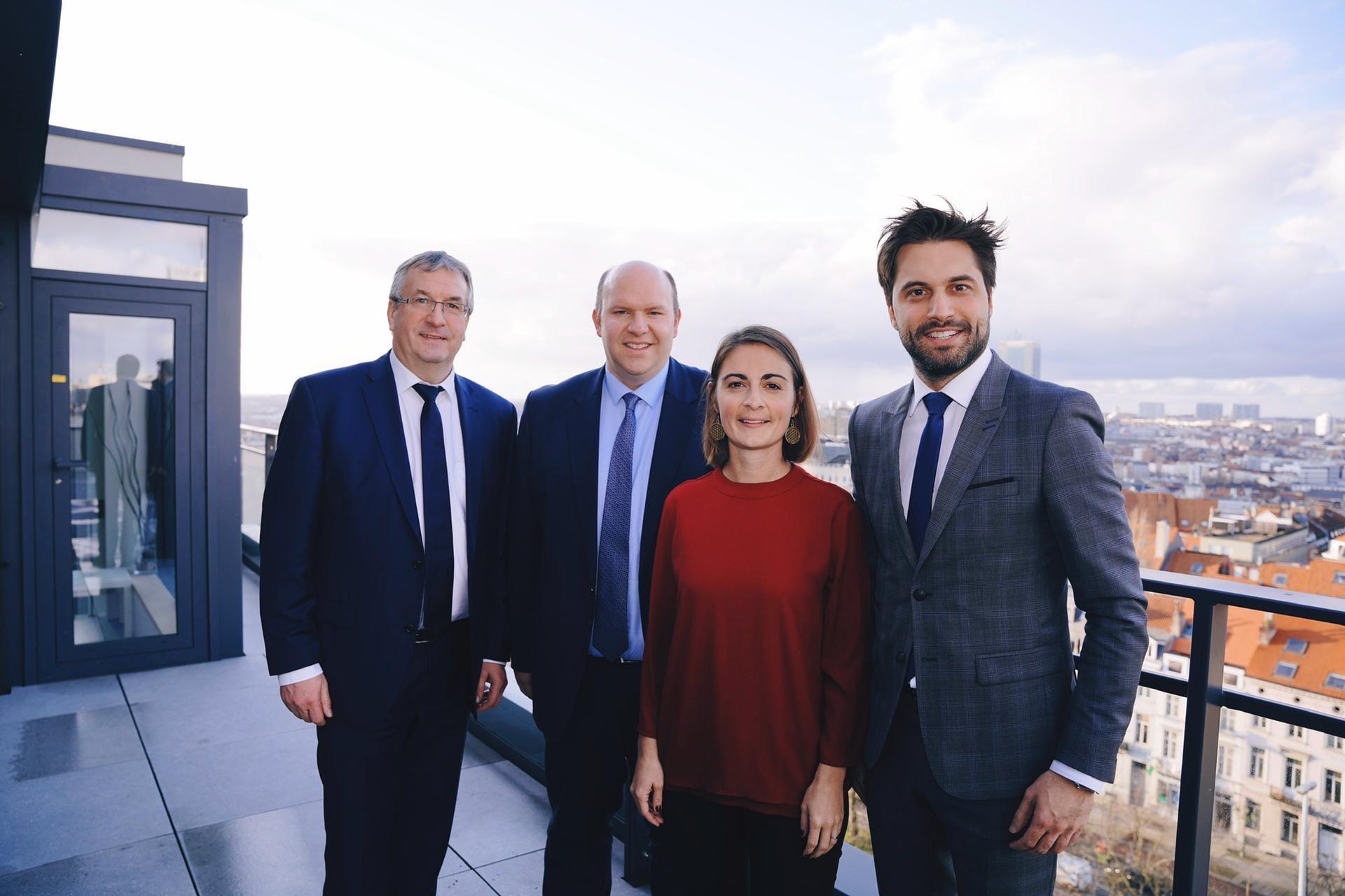 Thierry Wimmer et Violaine Herbaux désignés par le MR à la tête de l'ONE