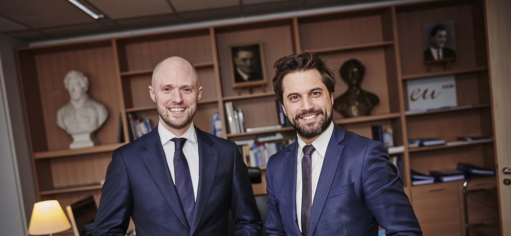 David Leisterh nouveau Président du MR bruxellois