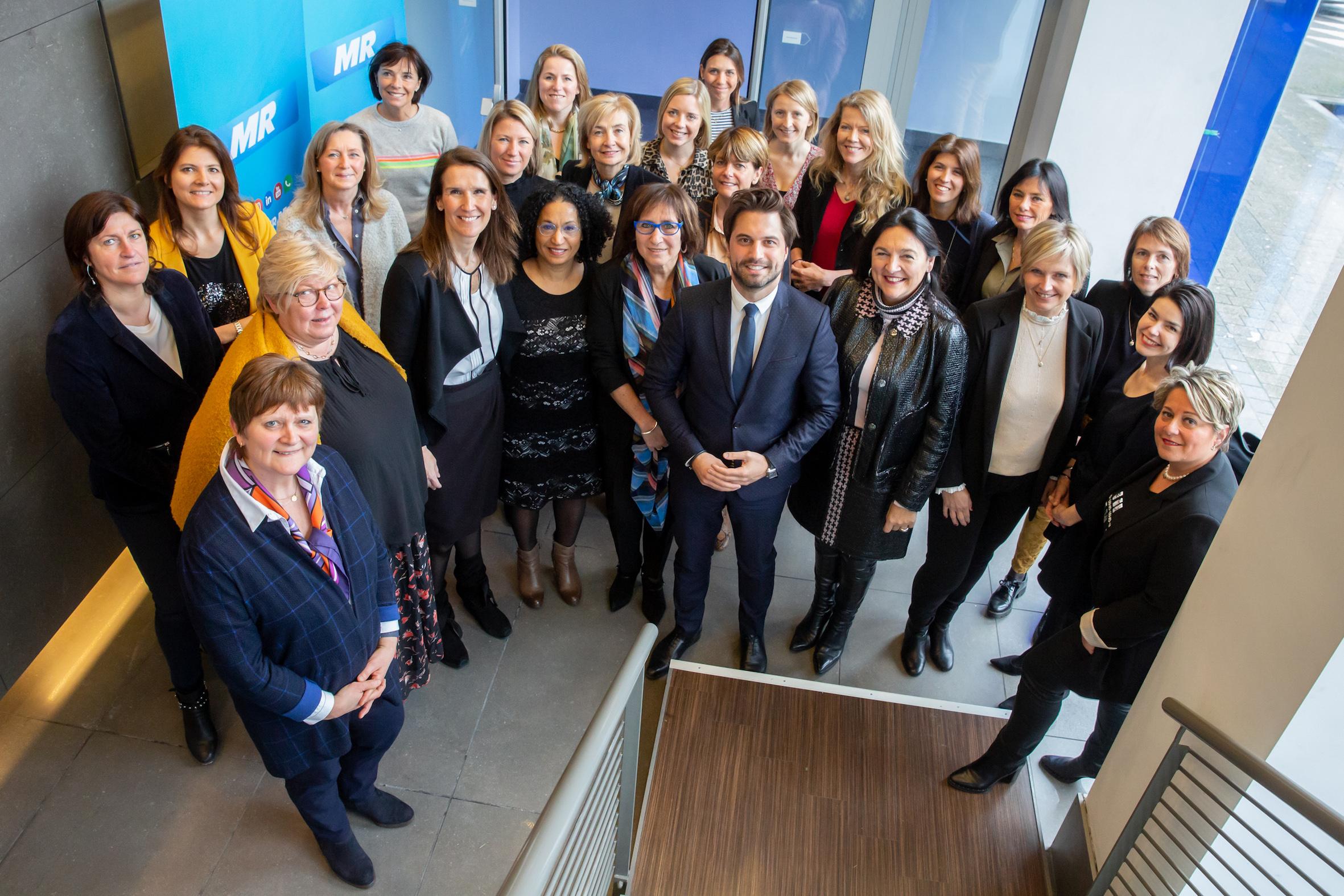 Journée internationale des Droits des Femmes – Le MR s'engage pour l'égalité des possibles