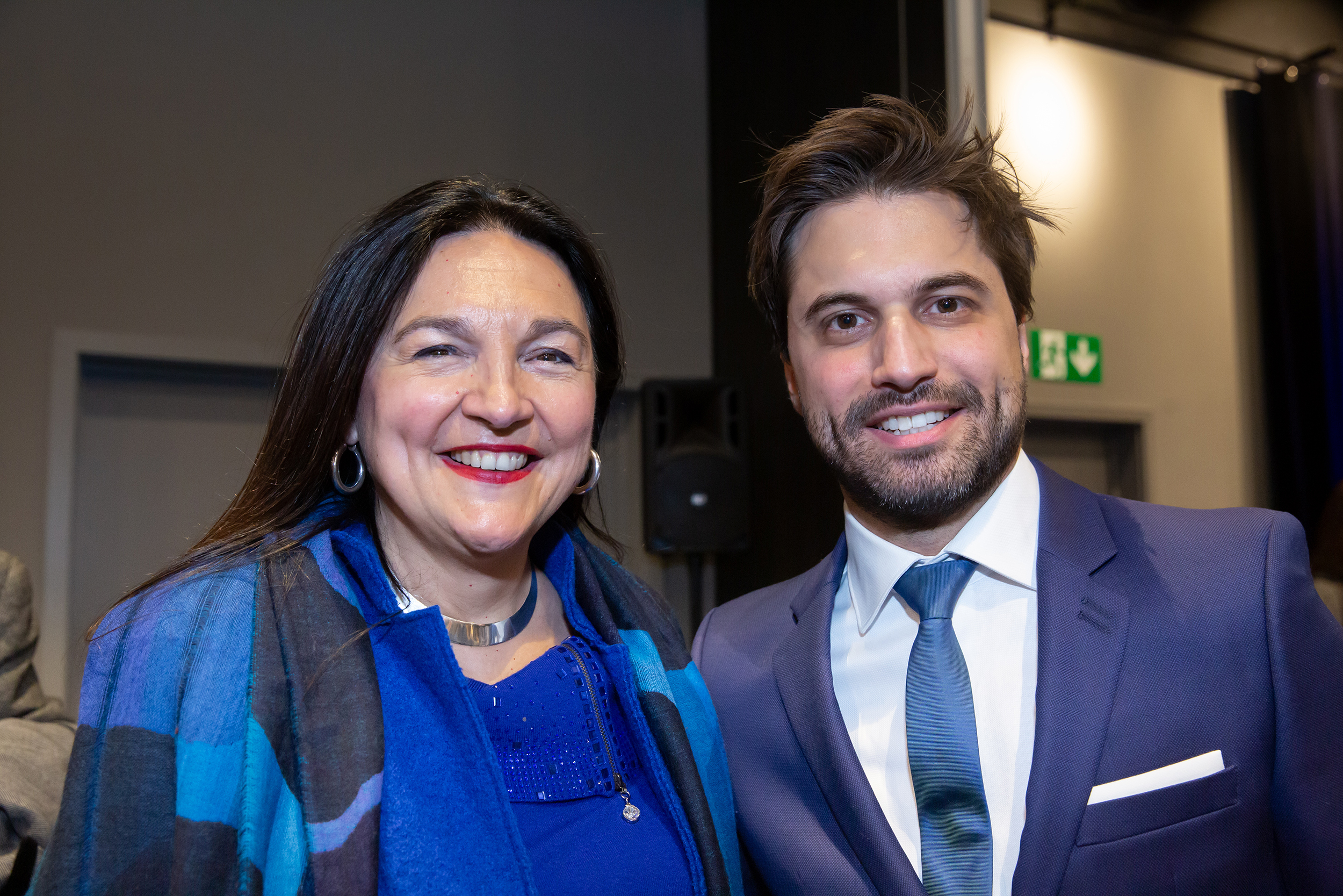 Elections internes au MCC – Georges-Louis Bouchez félicite Marie Christine Marghem