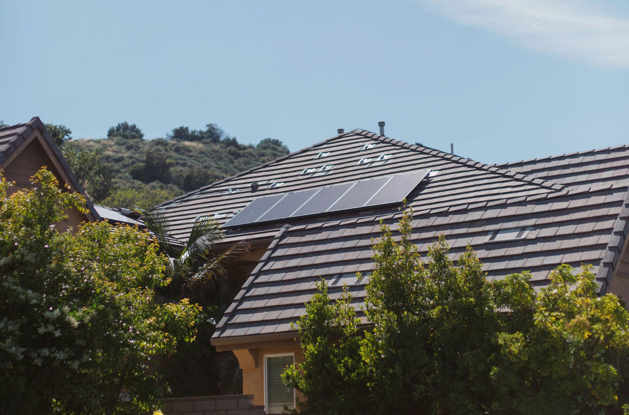 Photovoltaïques : mesures de soutien aux prosumers