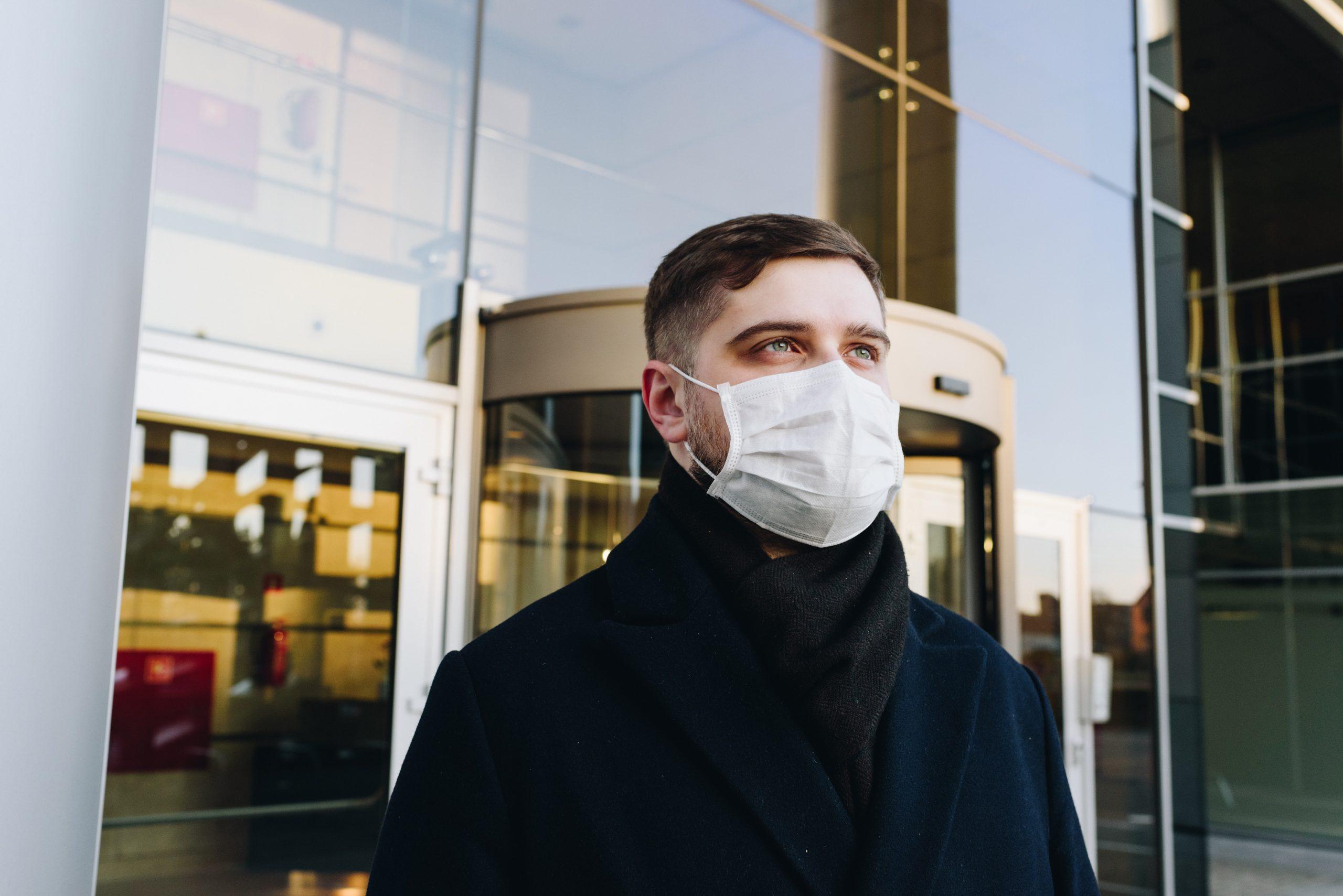 Extension de l'obligation du port du masque dans les lieux publics fermés