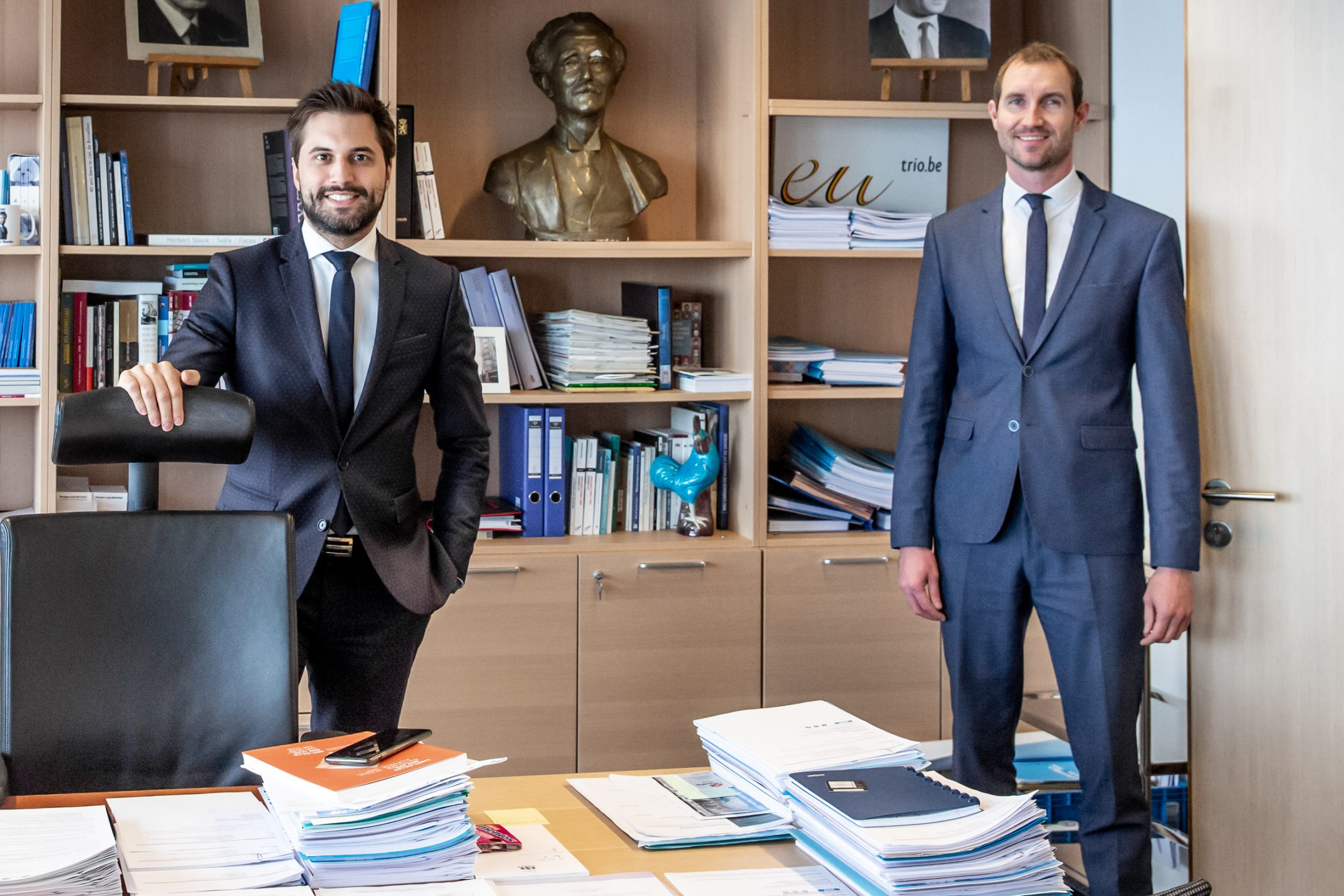 Le Mouvement Réformateur désigne un responsable média et relations avec la Flandre