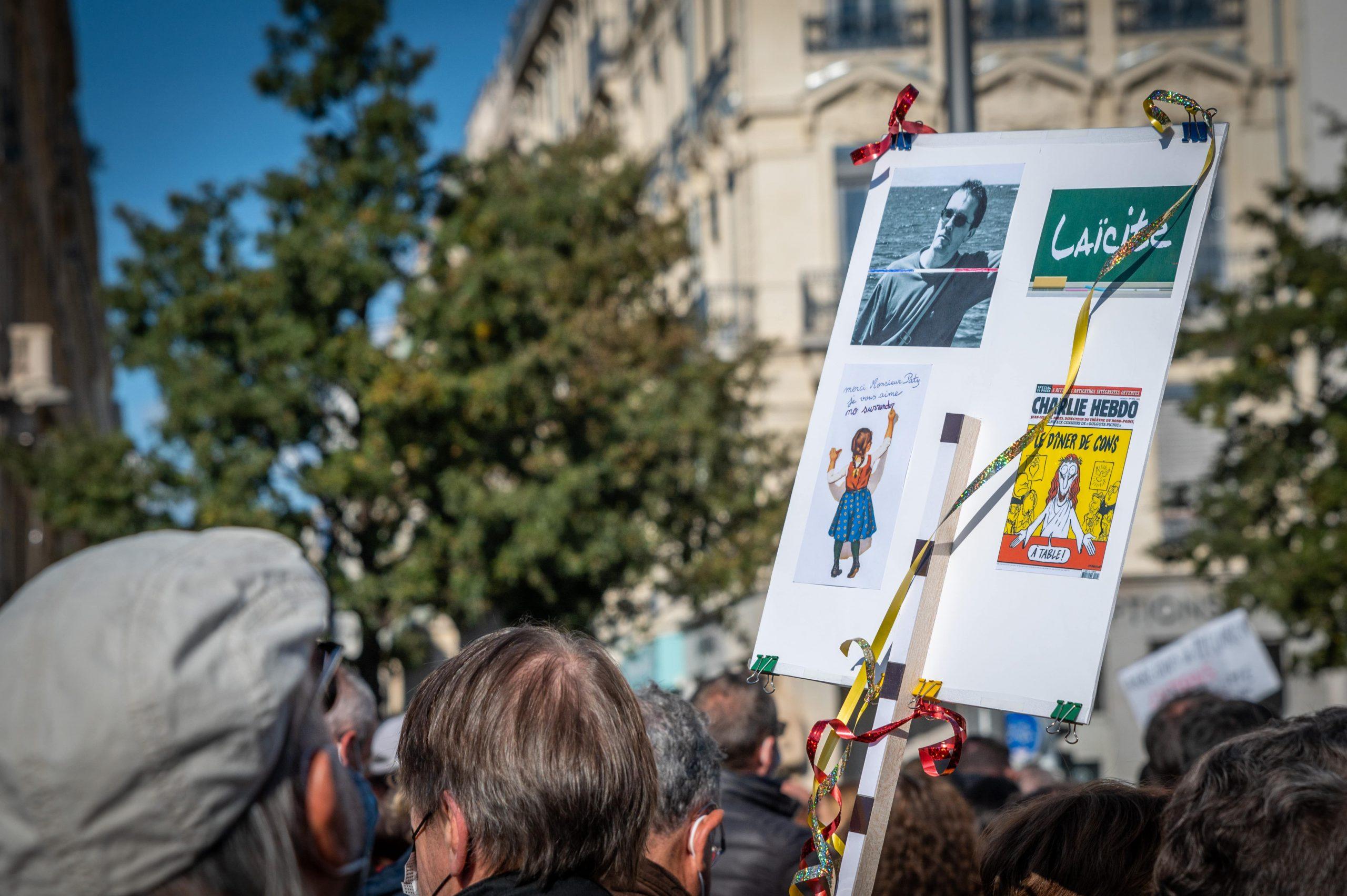 Carte blanche du MR: «Nous condamnons l'odieux attentat islamiste des Yvelines»
