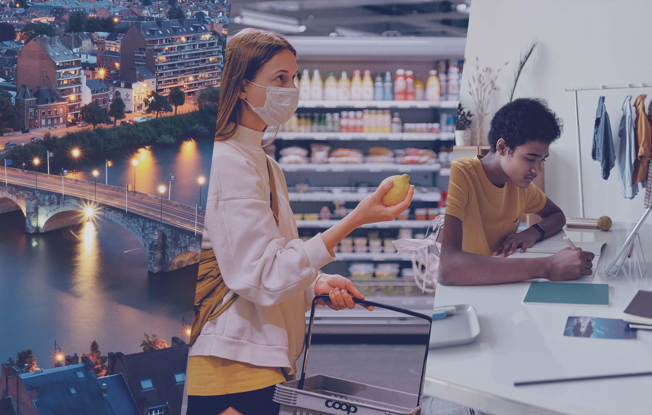 Mesures sanitaires complémentaires en Wallonie