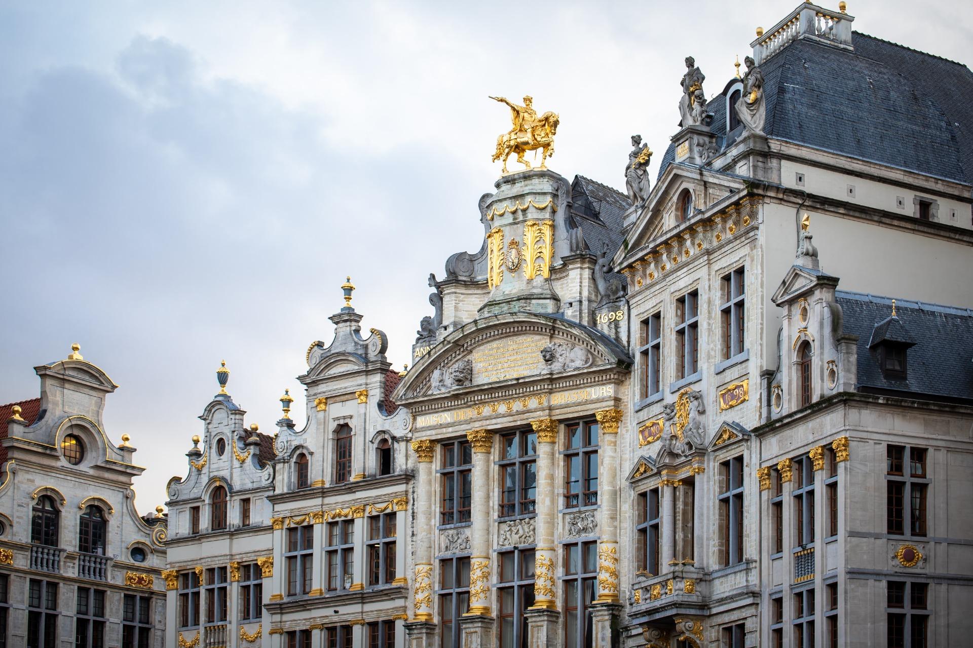 Les visages de Bruxelles : Lancement d'un cycle de rencontres