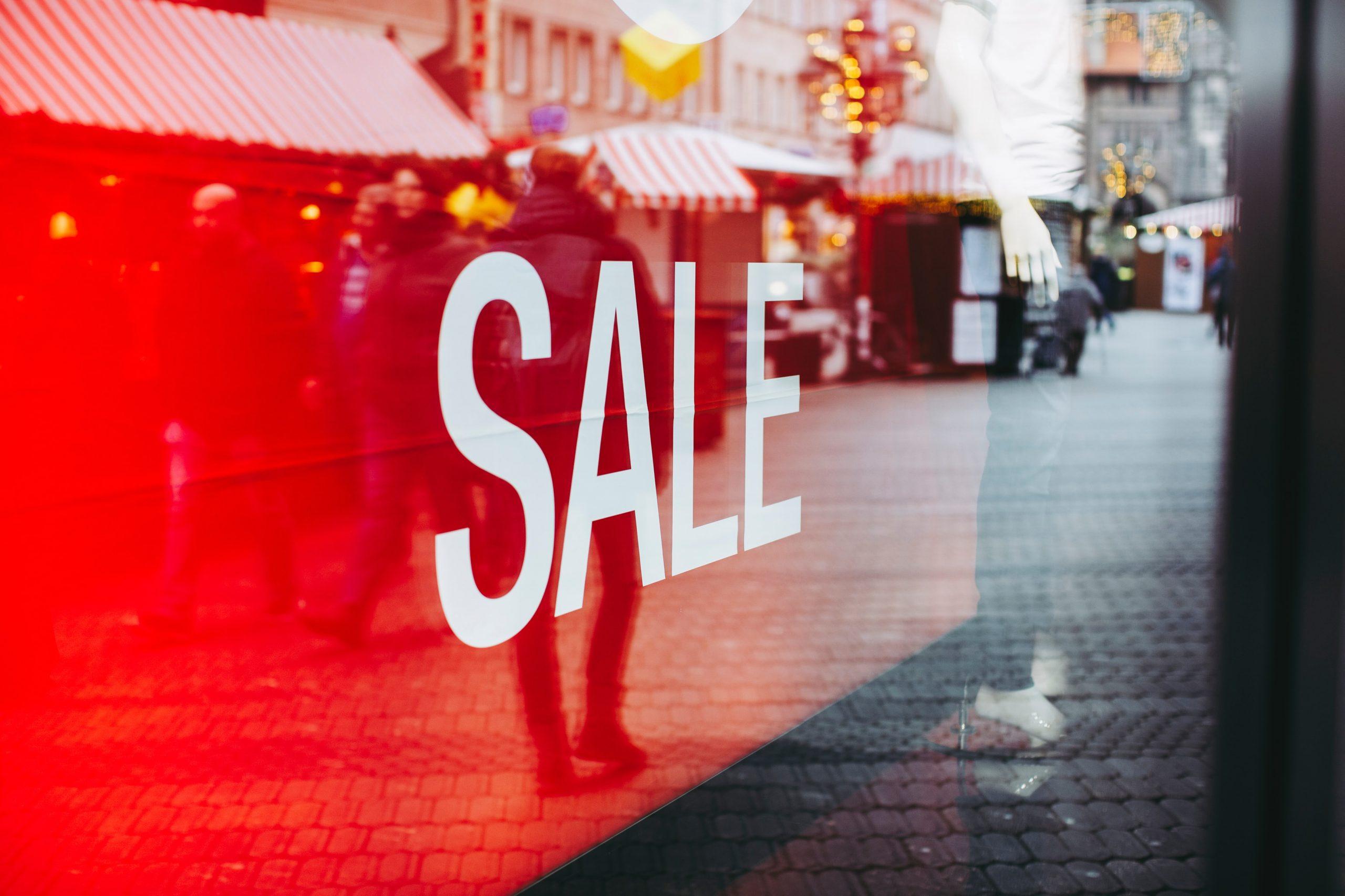 Prolongation des soldes jusqu'au 15 février : la proposition du MR en discussion