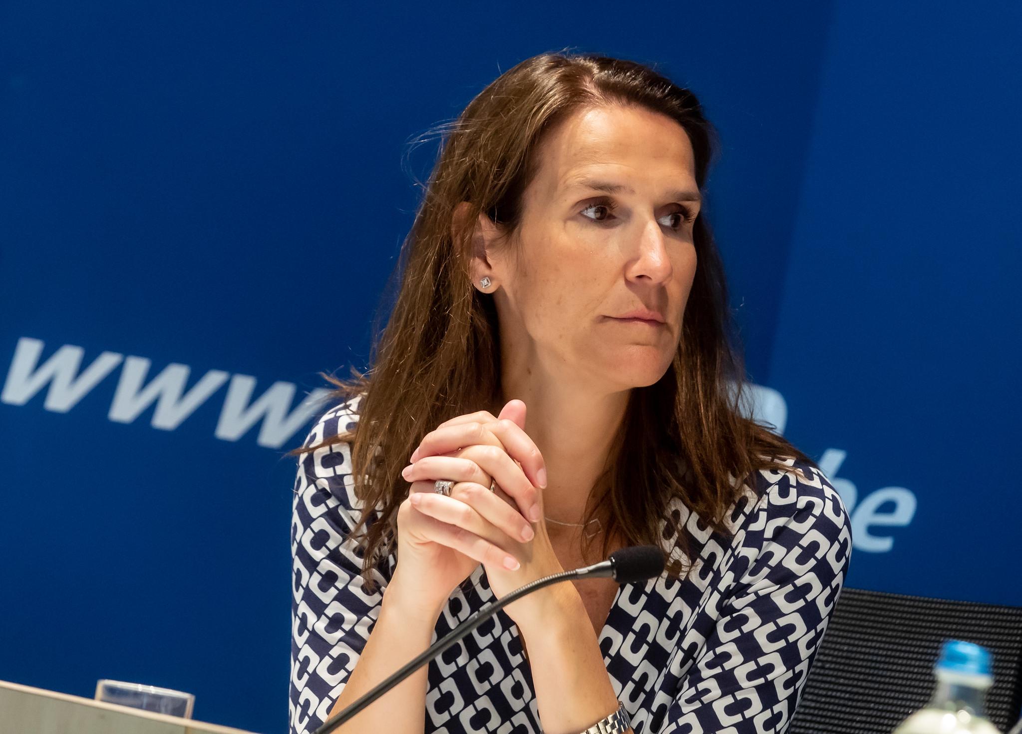 Sophie Wilmès est revenue sur le début de la crise sanitaire avec les députés fédéraux de la Commission COVID