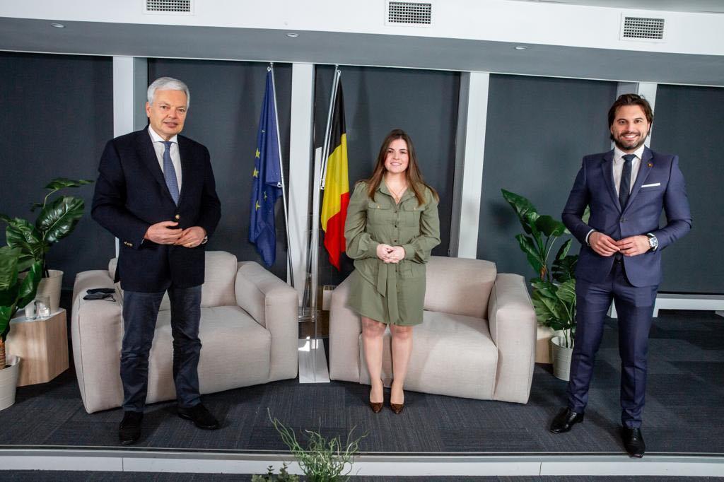"""Didier Reynders, Commissaire européen, invité du live """"Les enjeux européens en 2021"""""""