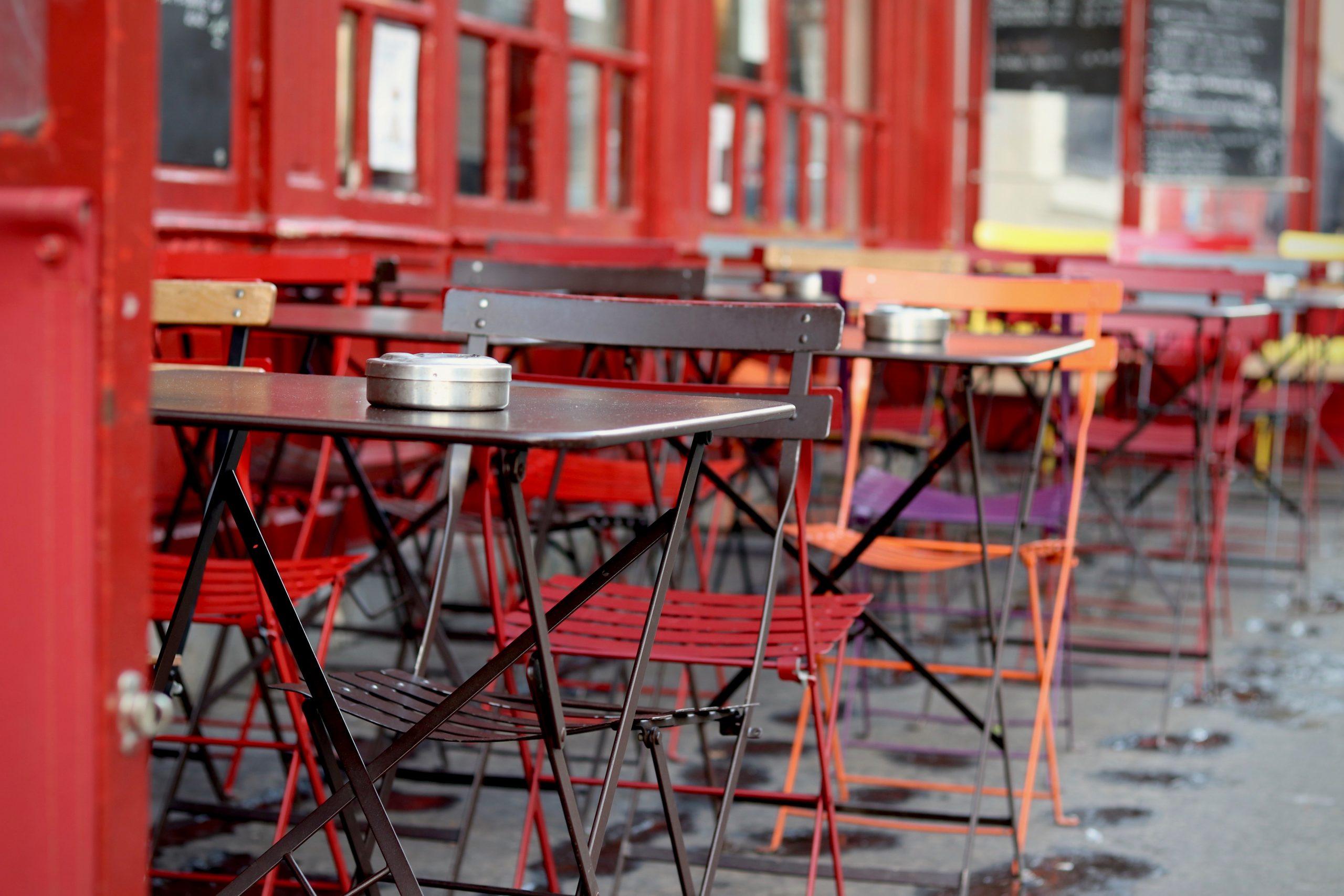 Le Gouvernement wallon élargit, à titre temporaire, la dispense de permis d'urbanisme pour le placement d'une terrasse