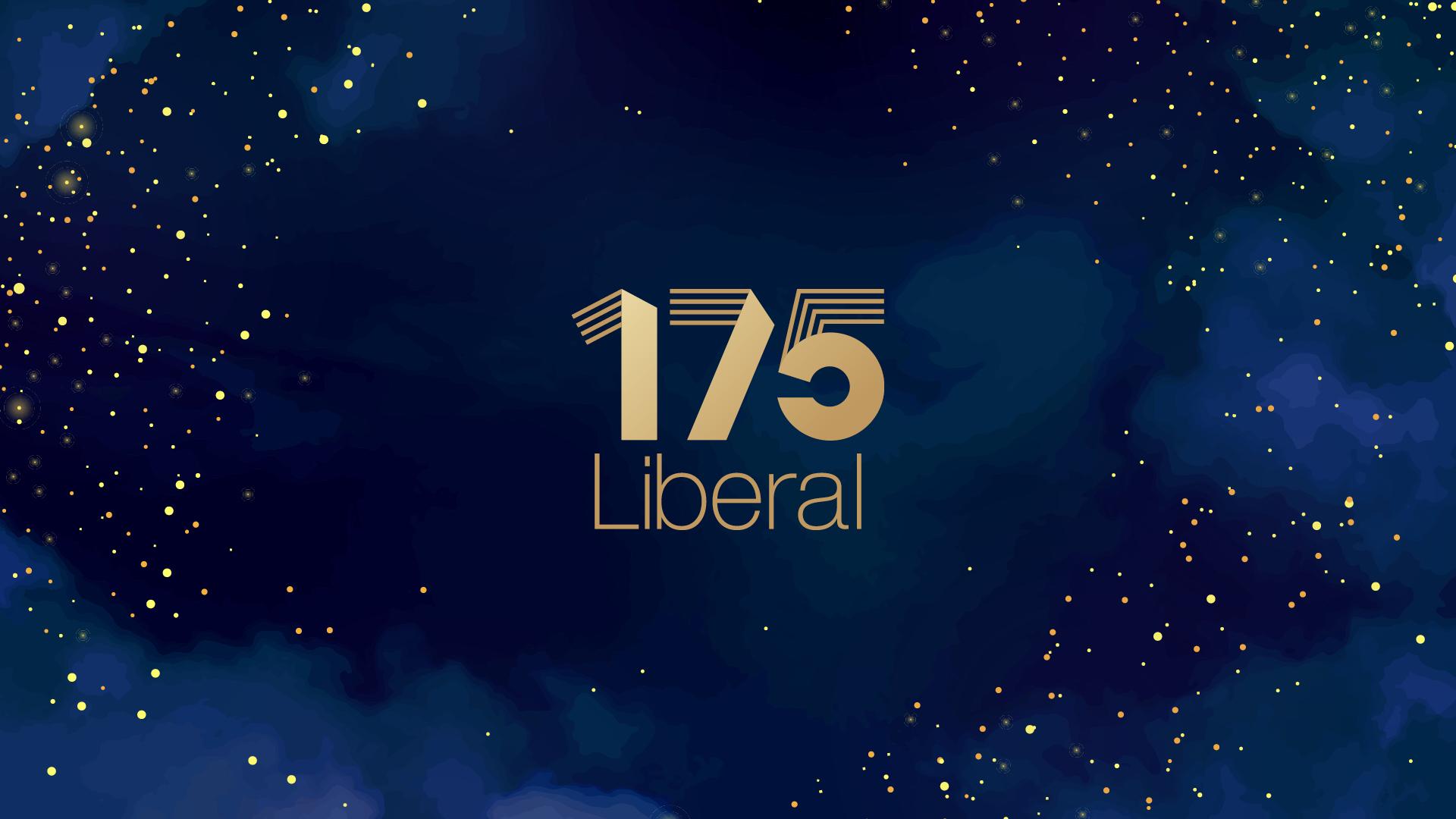 Le parti libéral fête ses 175 ans !