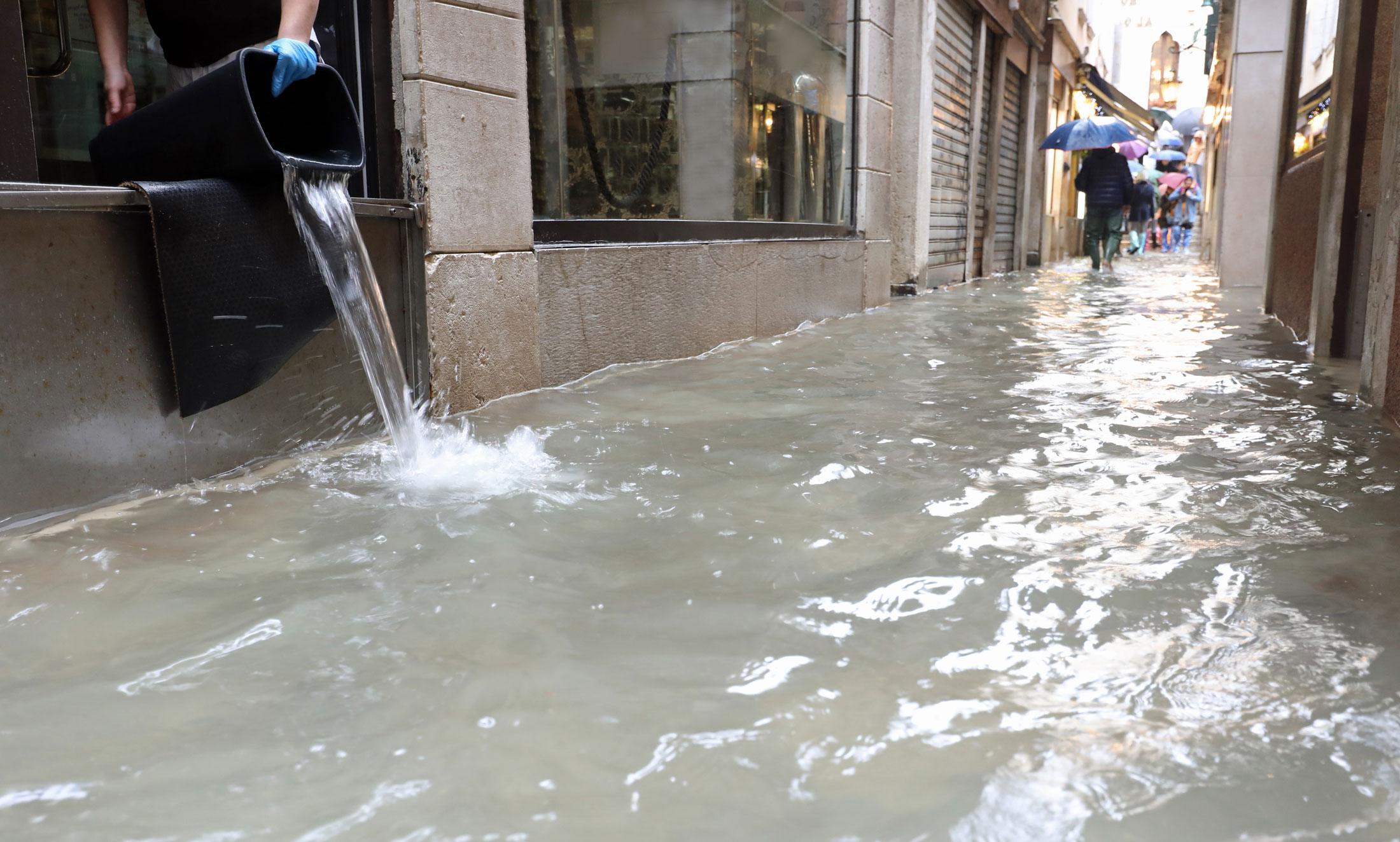 Inondations : le Ministre BORSUS accorde des dérogations en matière de verdissement